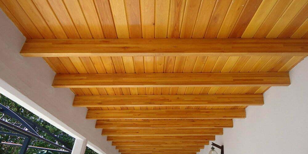 Lambriplac barraca parana - Precio techo madera ...
